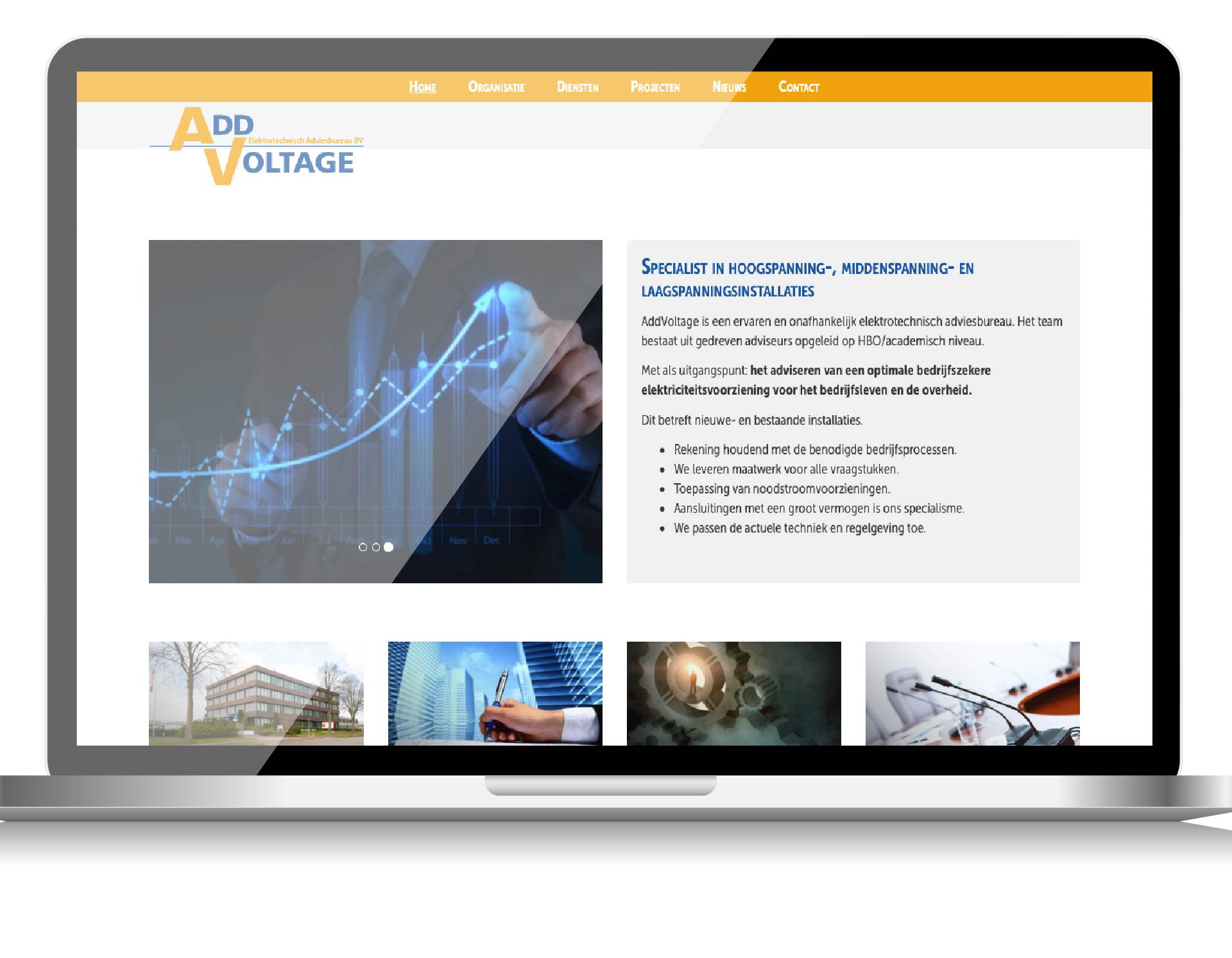 Website AddVoltage