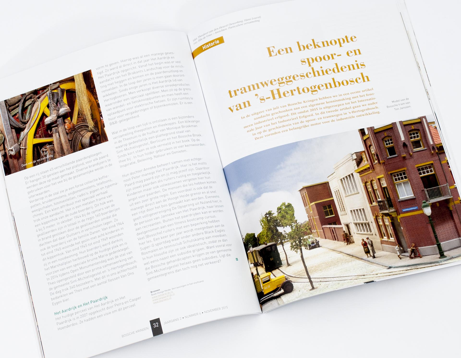 Bossche Kringen Magazine