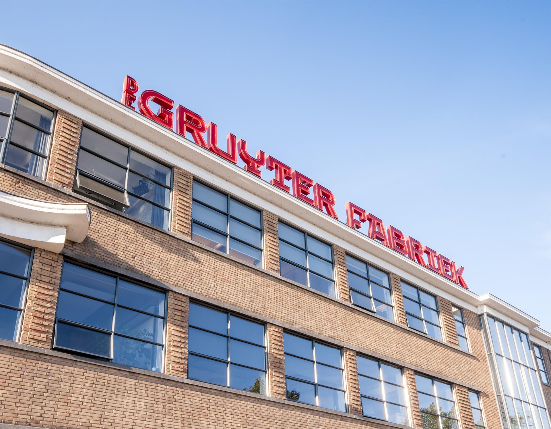 De Gruyter Fabriek