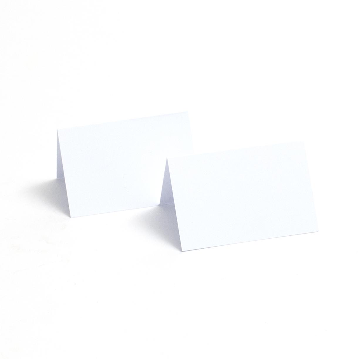 10 Blanco Naamkaartjes Voor Tafelschikking